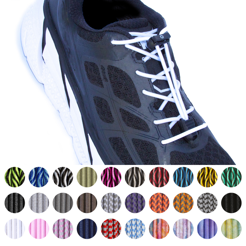 Shoelaces-elastic-no-tie-shoe-lace-lock-laces-locking-system-shoelace-kids-adults-running-reflective-locks-running-shoes-tieless-quick-fast-stretch-athletic